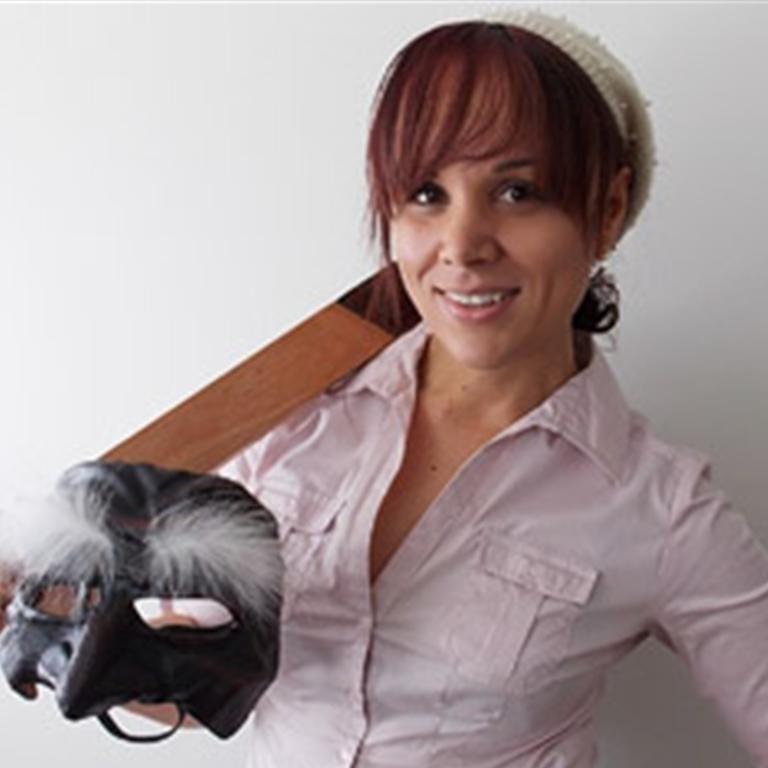 Corinna Di Niro, Adelaide, South Australia, PHD researcher, trainer, actor, director
