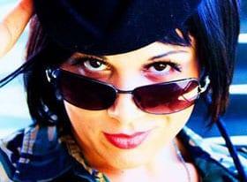 Corinna Di Niro Burlesquology, iSize, Cabaret Fringe, 2010