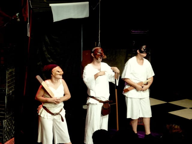 Adelaide Fringe 2015 The Royal Bloodbath Corinna Di Niro