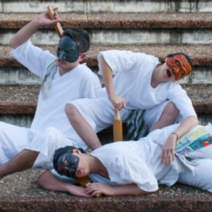 Commedia con Corinna. Re-Wed: The Marriage of Flavio & Isabella – 2012 Adelaide Fringe