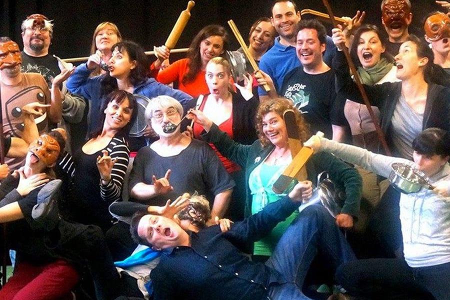 Corporate, Private, Team Building with Corinna Di Niro, Stage Secrets