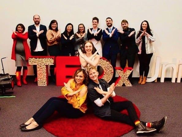 "Corinna Di Niro Ted X Talk: VR + Theatre = You as Hamlet"""