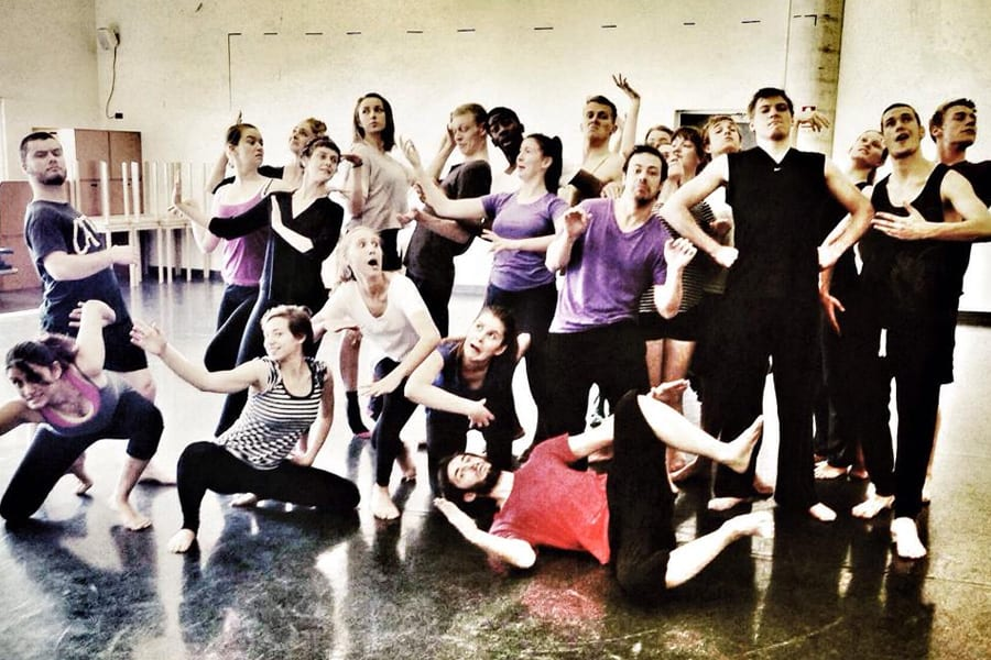 Tertiary school theatre workshops with Corinna Di Niro, Stage Secrets
